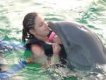 yo y un delfin - (16 anni)
